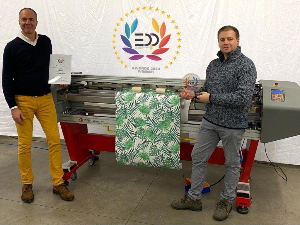XLD170WP wins the EDP Award 2020